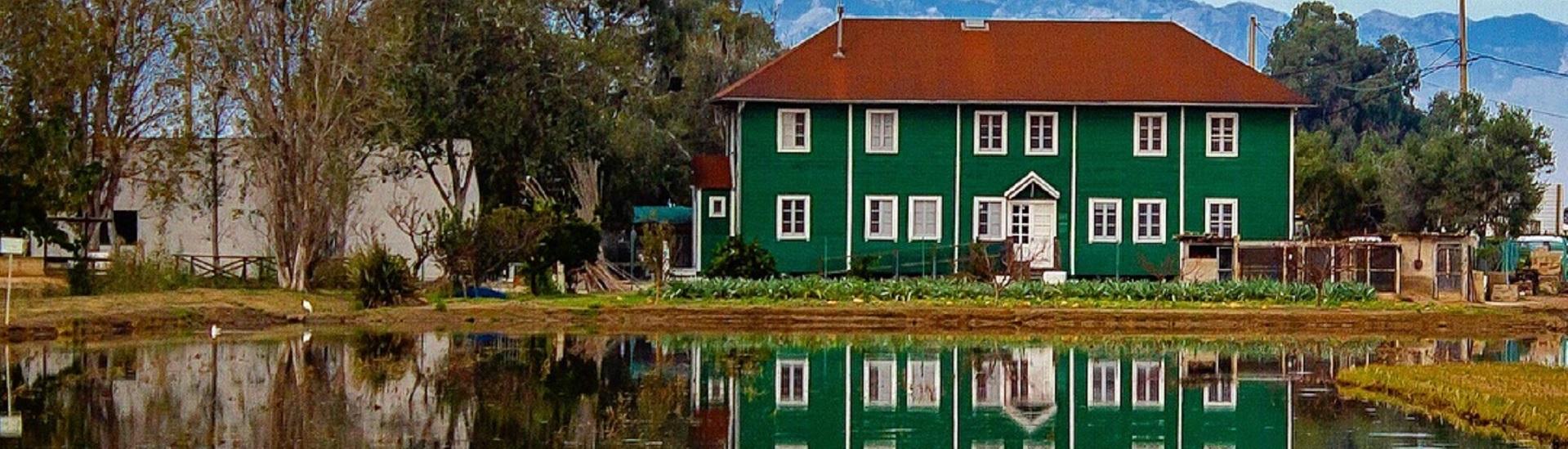 casa de fusta 1920 550 | Turismo Delta del Ebro