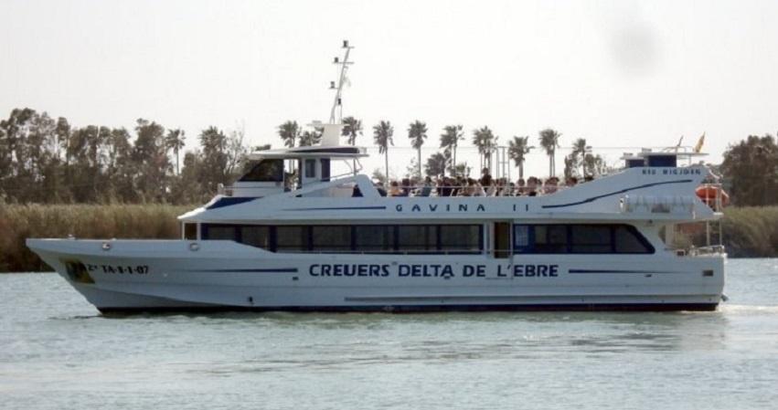 Cruceros Delta Del Ebro